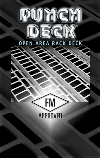 Punch Deck Earns Factory Mutual Appoval